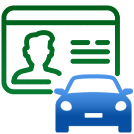 License and Registration Details